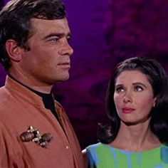 Glenn Corbett and Elinor Donahue in Star Trek Star Trek 1966, Star Trek Tos, Glenn Corbett, Star Trek Las Vegas, The Flying Nun, Father Knows Best, The Andy Griffith Show, Star Trek Original Series, New Nightmare