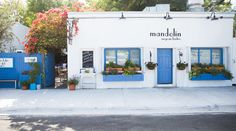Recently PROFYLED: Mandolin Aegean Bistro-- The best places to eat are those with soul. Miami-based restaurant Mandolin Aegean Bistro has so much, you'll want to stay forever, and it's all thanks to its owner, Anastasia Koutsioukis.