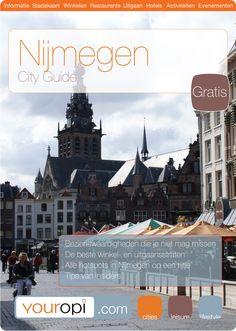 Gratis Ready to go City Guide Nijmegen van Youropi.com. Ontdek de beste restaurants, leukste winkels, leuke activiteiten en evenementen met deze gratis stadsgids.