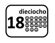 free - SPANISH NUMBERS 1-20 FLASH CARDS - TeachersPayTeachers.com