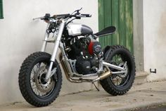 Coole scramblers, dirttrackers en zo- Allroadmaniacs