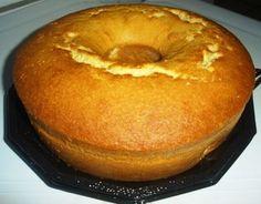 Receitas - bolo de laranja (super simples) - Petiscos.com