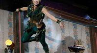 Peter Pan costume DIY