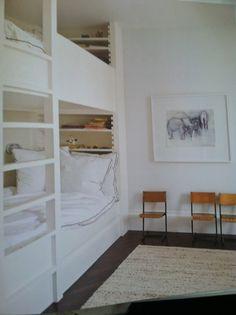 Darryl Carter / bunk beds