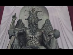 Here's a glimpse inside Satanic Temple's new headquarters in Salem (VIDEO) — RT Viral