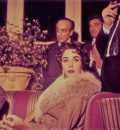 """gatabella: """"Elizabeth Taylor, 1957 """""""
