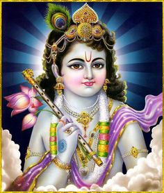 In Sanskrit: Adharam madhuram Vadanam madhuram Nayanam madhuram Hasitam madhuram Hridayam madhuram Gamanam madhuram Mathura Dhipate Rakhilam madhuram -- English Translation: Sweet are Your lips, sweet is Your face, sweet are Your eyes, sweet is Your smile, sweet is Your heart, sweet is Your gait, O Lord of Mathura, everything about You is sweet.