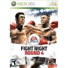 Fight Night Round 4 (Video Game)  http://www.amazon.com/dp/B001989B4S/?tag=science080-20  B001989B4S