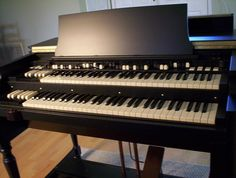 Hammond B3 Black