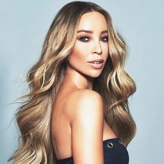 Kept working at it: Now a recognised businesswoman, Lauren admitted that making the transition from a glamour model wasn't a simple one but she refused to give up Hair Rehab London, Lauren Pope, London Blog, Under The Knife, Baby Daddy, Hair Pieces, Business Women, Hair Extensions, Black Friday