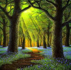 ☽O☾ The Goddess Within - pagan novel by Iva Kenaz - moods ☽O☾ sun magic