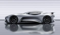 INFINITI concept vision GT designed for gran turismo 6 on PS3