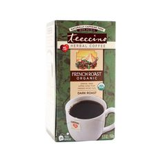 Teeccino Maya Caff Herbal Coffee (1x11 Oz)