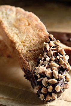 White Chocolate Hazelnut Biscotti Recipe
