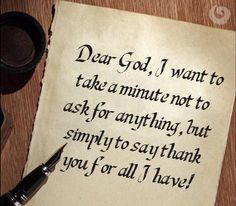god has given you a gift | Photo of a scroll with a written note]