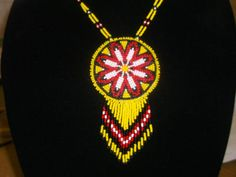 eagle feather necklace, first nation ,native american by dean couchie