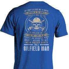 Oilfield Man - Last Of A Dying Breed