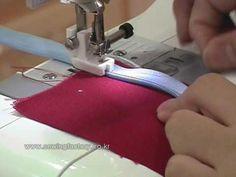 콘솔지퍼재봉법 - YouTube Couture, Sewing, Dressmaking, Stitching, Haute Couture, Sew, Costura, Needlework