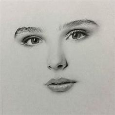 Pencil Drawing Of Faces - Drawing Pencil