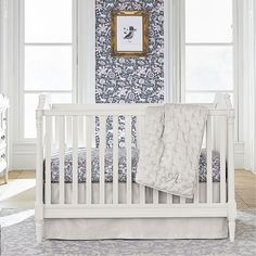 Made from solid wood and crafted with dovetail joinery, the Blythe collection is built to last a lifetime. Finished in French White with beautiful panelling and spindle-turned feet, this neutral and classic crib will fit right in with their bedroom decor. Panelling, Kids Corner, Pottery Barn Kids, Joinery, Cribs, Solid Wood, Neutral, Bedroom Decor, It Is Finished