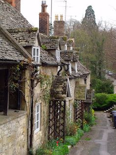Winchcombe, a Cotswold town in Tewkesbury, Gloucestershire