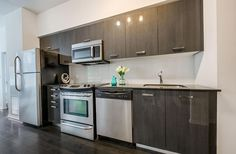Kitchen Cabinets And Granite, Granite Counters, High Ceilings, Condos, Lofts, Open Concept, Uber, Warehouse, Floor Plans