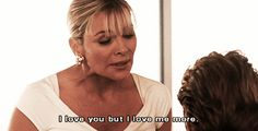1. Always put yourself first | Community Post: 12 Life Lessons From Samantha Jones @Stephanie Wells