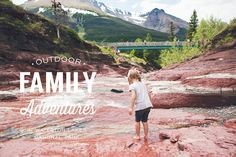 Outdoor Family Adventures in Waterton Lakes National Park. Ideas for family friendly dining, hiking, activities and more helpful information for family