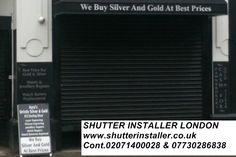 #ShopFrontShutterInstallationLuton SHUTTER INSTALLATION LONDON www.shutterinstaller.co.uk Cont.07730286838