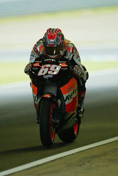 Nicky Hayden MotoGP Japan 2005