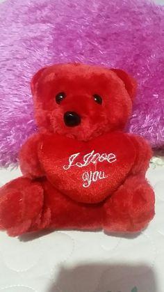 Lovey Teddy Bear, Toys, Cute, Animals, Activity Toys, Animales, Animaux, Clearance Toys, Kawaii