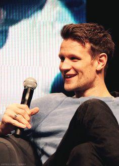 Matt Smith - Calgary Comic Con - April 26, 2014