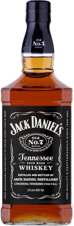 Jack Daniel's 1 Litre