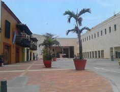 Centro de convenciones de Cartagena de Indias