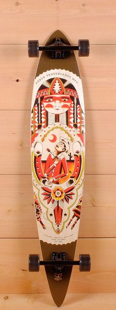 """Arbor 46"""" Timeless Artist Collection Longboard"""