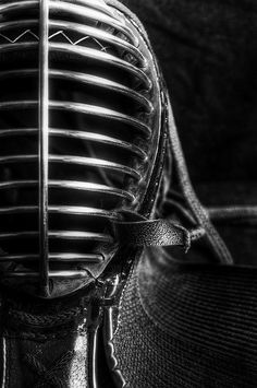 """Kendo... meaning """"way of the sword"""" - a modern Japanese martial art of sword fighting based on the traditional Kenjutsu swordsmanship skill which originated withsamurai class of feudal Japan"""