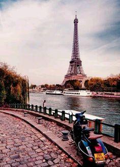 Waterview, Eiffel Tower Paris