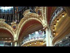 Galleries La Fayette, Paris