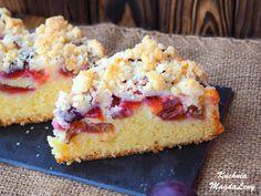 Plum Cake, Cheesecake, Sweets, Vegan, Baking, Kuchen, Prune Cake, Gummi Candy, Cheesecakes