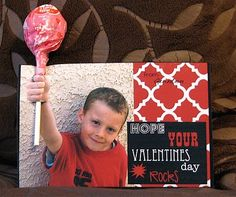 this would be a cute idea for the kids valentines for school!