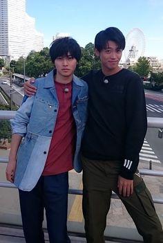 Kento Yamazaki.. 山﨑賢人 TBS Rikuoh