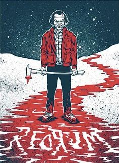 """Danny voice saying """"redrum"""" has permanently been burned in my brain. *shivers*.. Obviously bought it edited."""