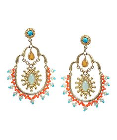 Kendra Scott Starburst Cirrus Earrings, $95.00