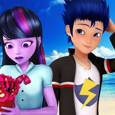 A crossover with MLP! It's a bit weird, but I hope you enjoy it. The video process is up on my channel, check it out now  Link in bio ^-^ Thank you for 22 000+ followers,you are the best!  #MiraculousLadybug #Miraculous #Ladybug #Mylittlepony #MLP #crossover #mlb #marinette #adrien #pony #humanization