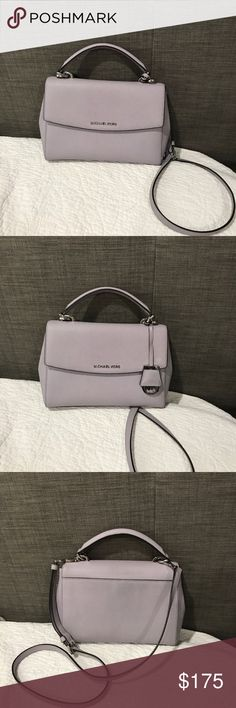 Michael Kors Purse Small lavender Michael Kors Purse in good condition. Michael Kors Bags