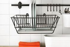Ikea Wall Mounted Dish Drainer
