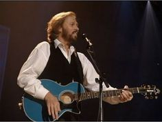 Bee Gees - How Can You Mend A Broken Heart (Live in Las Vegas, 1997 - One Night Only) - YouTube