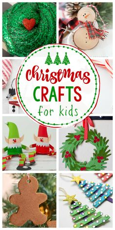 25 Easy Christmas Crafts for Kids-These ideas are great for kid's Christmas parties or just to try at home. The kids will love trying these Christmas craft ideas. kids christmas crafts easy 25 Easy Christmas Crafts for Kids Christmas Crafts For Kids, Christmas Activities, Christmas Fun, Holiday Crafts, Christmas Decorations, Christmas Parties, Christmas Island, Christmas Things, Christmas Items