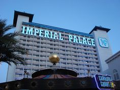 Imperial Palace in Las Vegas