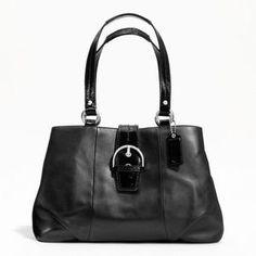 WIN a COACH Designer Handbag!